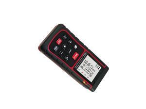 LCD Digital Tool Handheld Digital Laser Point Distance Meter Range Finder Diastimeter Area Estimator 60M