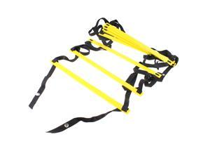 Durable 8-rung Agility Ladder for Soccer Speed Football Fitness Feet Training
