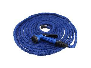 100FT Flexible 3X Expandable Garden Water Hose Pipe For Garden Pool Boat Car-washing