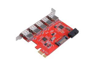 USB 3.0 PCI-e Express Card for Desktops PCI Express Expansion Card Adapter