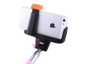 Wireless Bluetooth Shutter Extendable Handheld Selfie Stick Monopod Holder for Cell Phone Samsung iPhone5 iPhone6 DVR