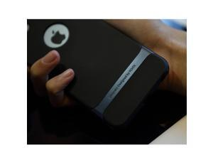 Rock TPU PC Shockproof Environmental Protection Back Case Cover for iPhone 6 4.7inch Screen