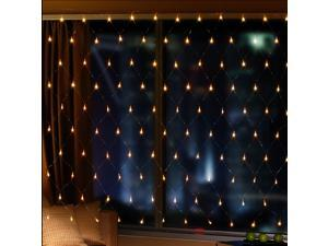 300 LED Net Mesh Fairy String Light Christmas Wedding Party Tree-Wrap