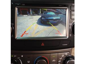 AGPtek High-Definition Vehicle Car Backup Rear View Camera CCD 170°Viewing Angle