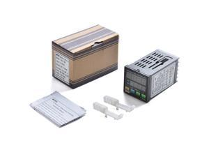 Mypin® High Accuracy Thermostat Dual Display Digital TA4-INR Temperature Controller, 90-265V AC/DC, Main output: 4-20mA
