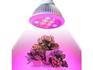 Lamps Plant Growing Light Bulbs - LED Grow Lights, E27 Growing Bulbs For Garden Greenhouse and Hydroponic