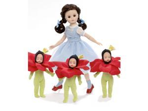 Alexander Doll Dorothy in the Poppy Field 10-inch Doll with Poppies