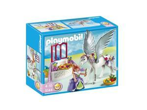 Playmobil 5144 Pegasus With Jewelry Cabinet