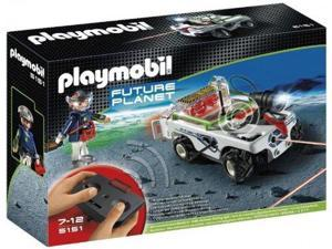 Playmobil Future Planet Explorer Quad with IR Knockout Cannon
