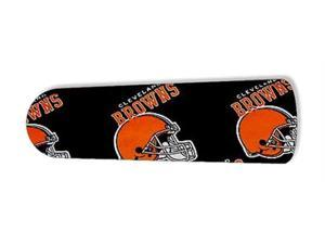 "Cleveland Browns 52"" Ceiling Fan BLADES ONLY"