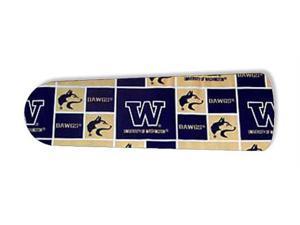 "Washington Huskies 52"" Ceiling Fan BLADES ONLY"