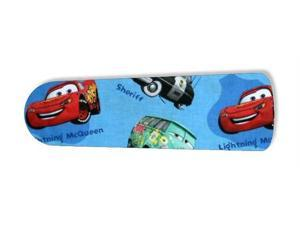 "Cars Mater and Lightning Blue 42"" Ceiling Fan BLADES ONLY"