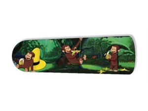 """Curious George Monkey Play 42"""" Ceiling Fan BLADES ONLY"""