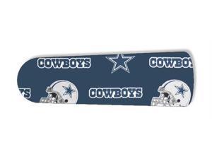 """Dallas Cowboys Helmet 42"""" Ceiling Fan BLADES ONLY"""