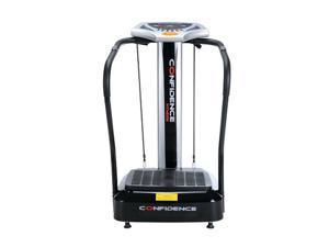 Confidence Slim Full Body Vibration Platform Fitness Machine