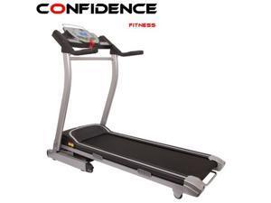 Confidence TXI Heavy Duty Motorized Treadmill