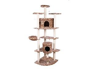 Confidence Pet Palace Cat Tree LEOPARD