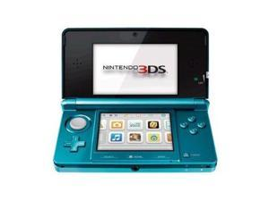 New! Nintendo 3DS  Blue