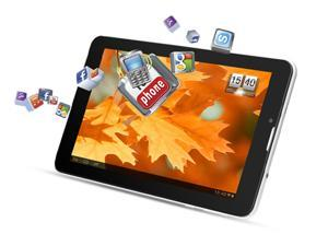 "Kocaso M776 7"" Capacitive Tablet PC - Dual-Core Android 4.1 Dual Camera Bluetooth 4.0 HDMI 3G 2G Phone Call Dual SIM Card ..."