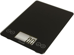 Escali 15-lb. Arti Digital Scale, Ink Black