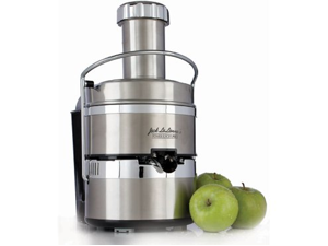 Tristar 70-oz. Jack LaLanne's™ Power Juicer Pro, Stainless Steel