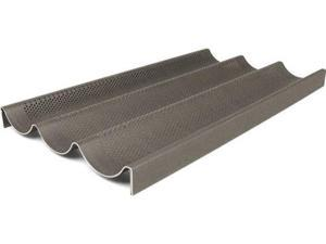 Chicago Metallic 17x9-in. Nonstick Professional Nonstick Perforated Baguette Pan