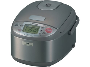 Zojirushi 3-c. Induction Heating Rice Cooker, Stainless