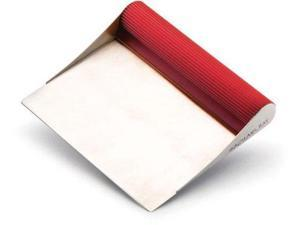 Rachael Ray 6.5-in. Tools & Gadgets Bench Scrape, Red