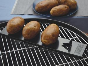 Charcoal Companion Nonstick Potato Rack