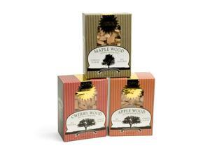 Charcoal Companion Set of 3 Gourmet Wood Chips Sampler