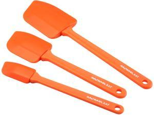 Rachael Ray 3-pc. Tools & Gadgets Spatula Set, Orange