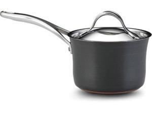 Anolon 2-qt. Nonstick Nouvelle Copper Covered Saucepan