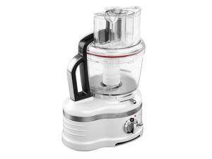 KitchenAid 16-c. Pro Line Food Processor, Frosted Pearl