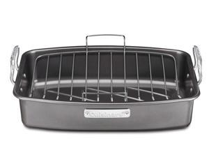Cuisinart 17x13-in. Nonstick Roaster with V-Rack