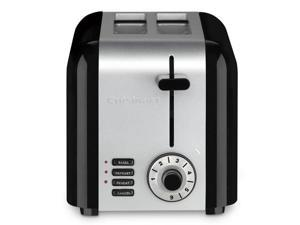 Cuisinart 2-slice Stainless Steel Compact Toaster