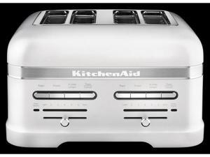 KitchenAid 4-slice Pro Line Toaster - Frosted Pearl White