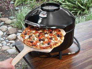 Pizzeria Pronto Pizza Oven