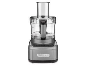 Cuisinart 8-c. Elemental Food Processor, Gun Metal