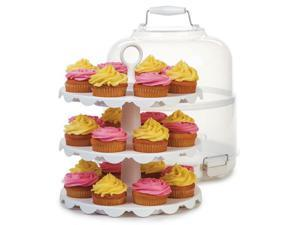 PL8 24-ct. Cupcake Carrier and Display