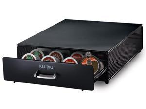 Keurig Under Brewer Storage Drawer for K-Carafe / K-Cup Packs