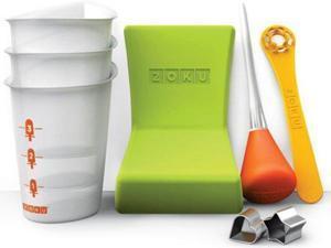Zoku 8-pc. Tool Set for Quick Pops