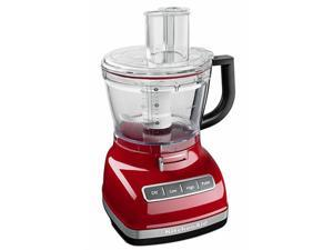 KitchenAid 14-c. Food Processor with ExactSlice and Dicing Kit, Empire Red