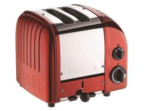 Dualit 2-slice Classic Toaster, Candy Apple Red