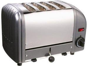 Dualit 40421 Charcoal 4 Slice Bread Toaster