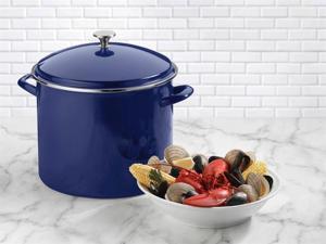 Cuisinart 20-qt. Chef's Classic Stockpot, Blue
