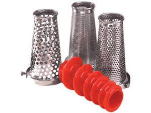Weston 4-pc. Roma Sauce Maker and Food Strainer Accessory Kit