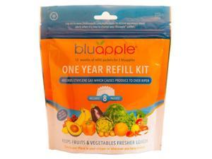 Bluapple Produce Preservers One-Year Refill Kit