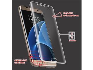 For Galaxy S7 Edge Screen Protector (with Curved Coverage)