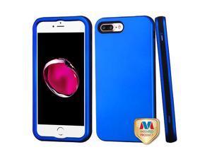 Titanium Dark Blue/Black VERGE Hybrid Protector Cover For iPhone 7 Plus