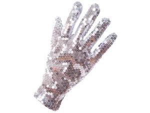 Pop Star Sequin Glitter Glove